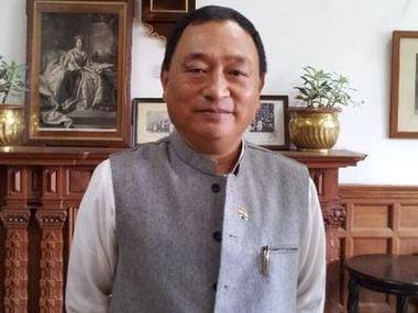 Arunachal Pradesh MP Ninong Ering writes to MEA to intervene regarding landslides in China blocking flow of Brahmputra river