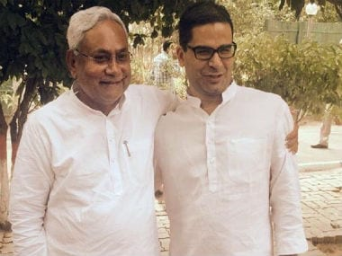 Prashant Kishor appointed JD(U) vice-president; KC Tyagi says move will help party reach out to various social segments