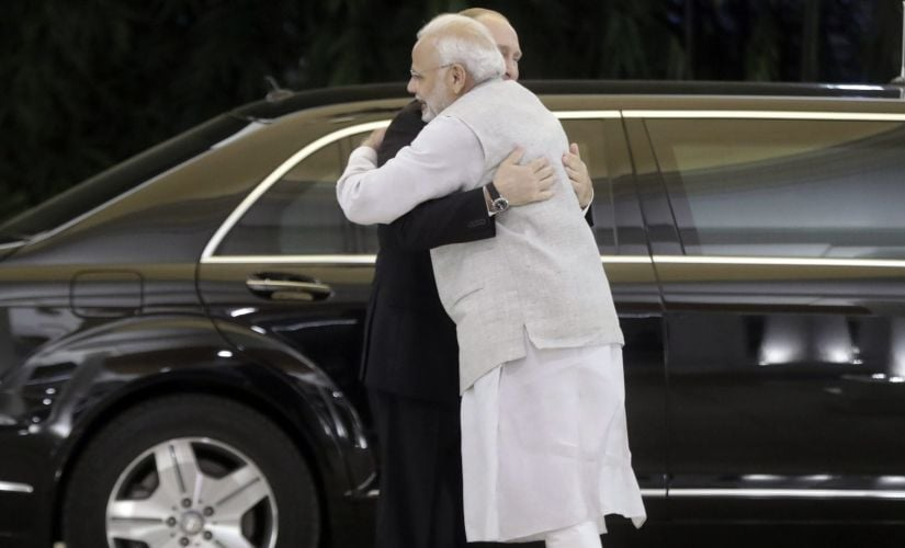 However, India-Russian partnership isn't reliant on arms purchases and servicing alone. PTI