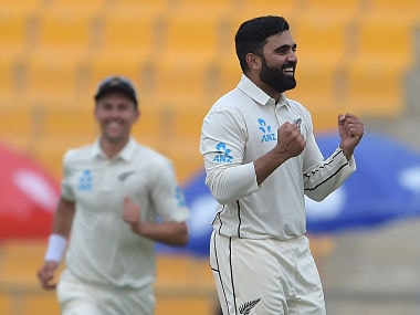 Pakistan vs New Zealand: Late bloomer Ajaz Patel's good show revives Black Caps' hopes of winning Test series