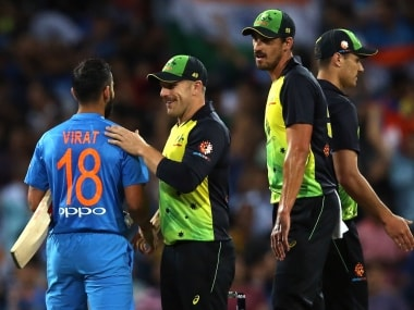 India vs Australia: Virat Kohli feels skill wise visitors were better in third T20I, admits 1-1 series result is a 'fair reflection'
