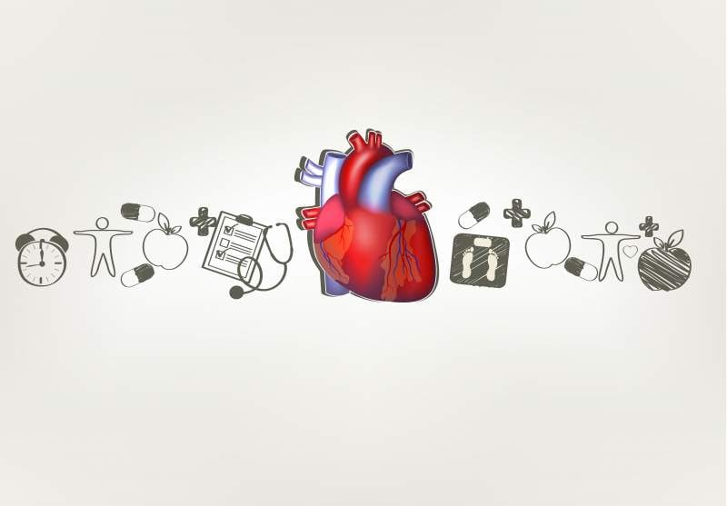 5 everyday tips to maintain a healthy heart
