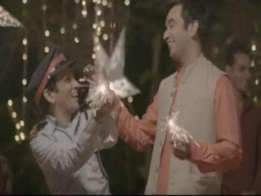 You Only Need One kind gesture to brighten someone's Diwali