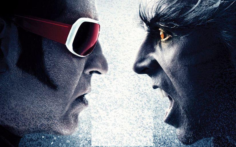 2 0 Movie Review Shankar S Story Is Pedestrian But Vfx