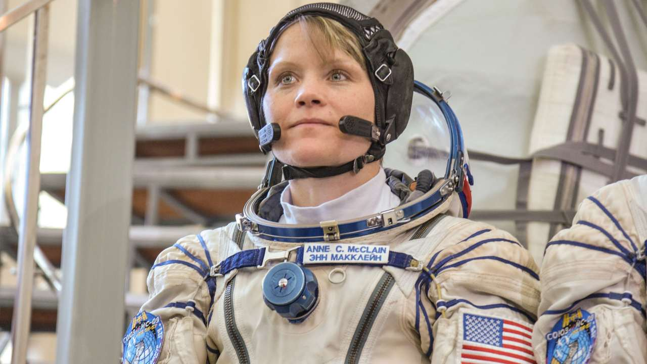 ISS astronaut Anne McClain was accused of identity theft. Image courtesy: NASA