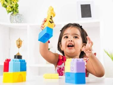 How toddlers learn