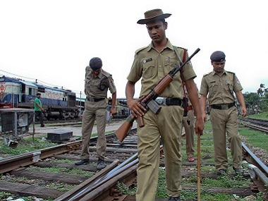 File image of Assam Police. Reuters