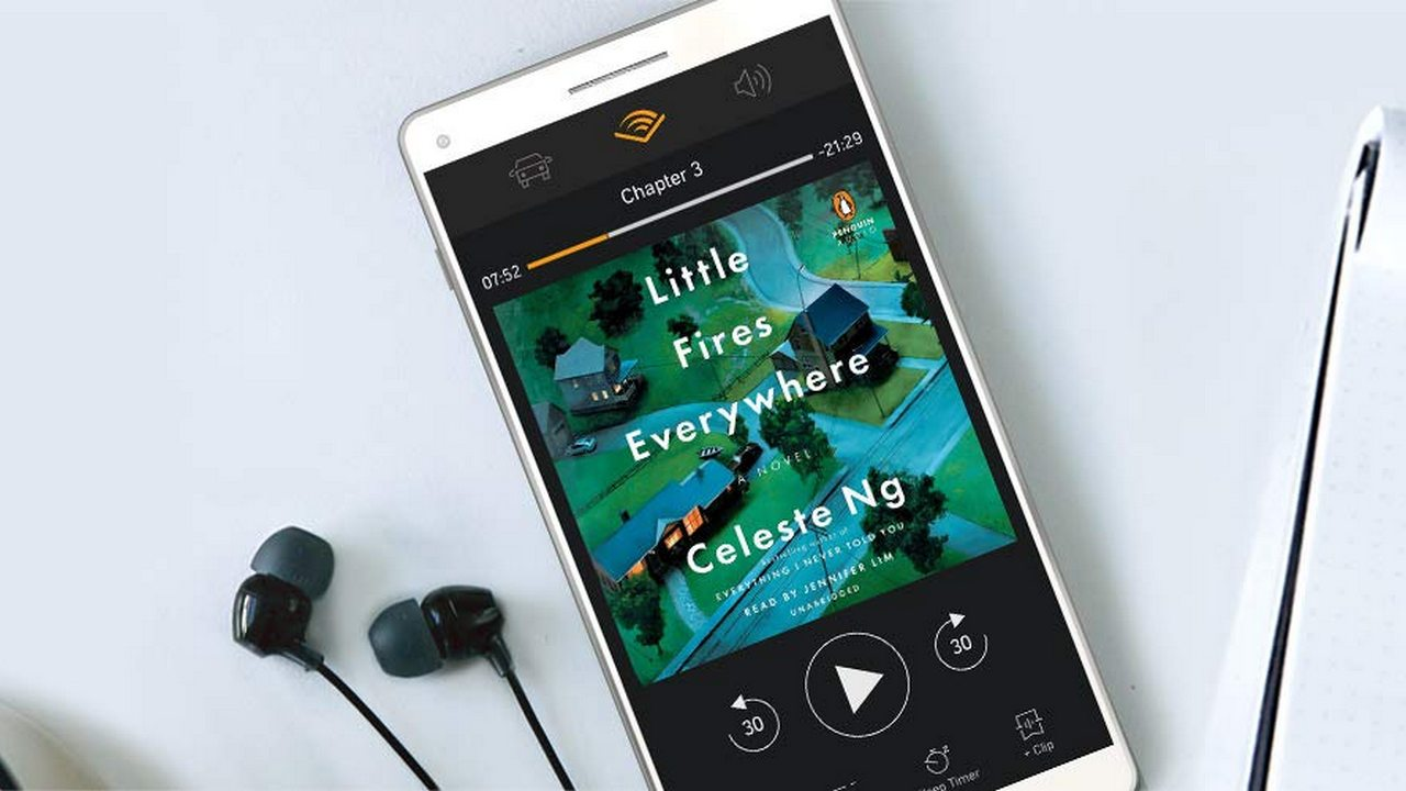 Amazons Audible sued by HarperCollins, Penguin Random House and other publishers
