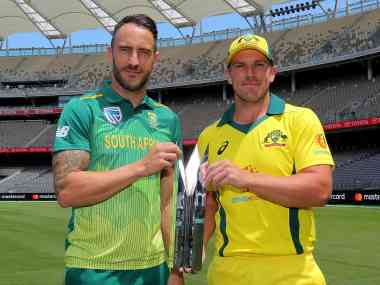 Australia and South Africa are going to meet for the first time since this year's ill-fated Test series in March. Twitter @cricketcomau