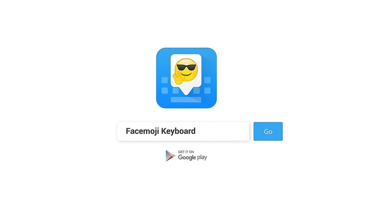Baidus Facemoji Keyboard application now supports 22 Indian languages