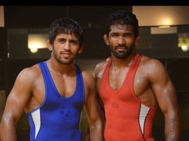 Yogeshwar Dutt says he retired to focus on training Bajrang Punia for wrestling gold at Olympics