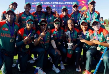 Bangladesh went undefeated in the ICC World T20 Qualifiers. ICC