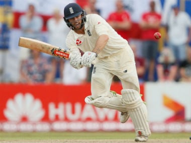 Sri Lanka vs England: Ben Foakes shines on debut as visitors recover from early blows to reach 321/8 on Day 1