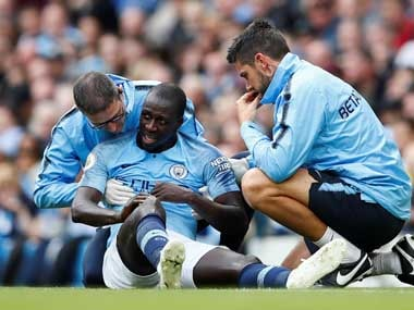file image of Benjamin Mendy. Reuters