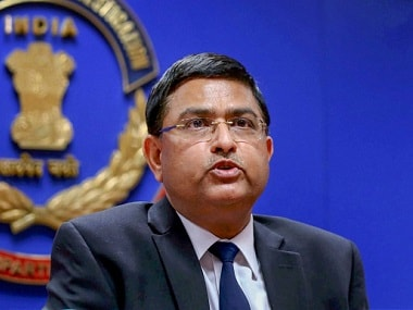 File photo of Rakesh Asthana. PTI