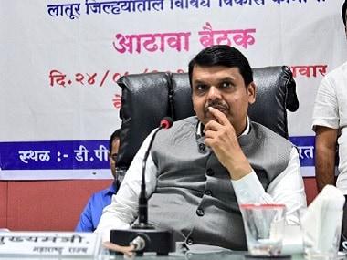 File photo of Maharashtra chief minister Devendra Fadnavis.