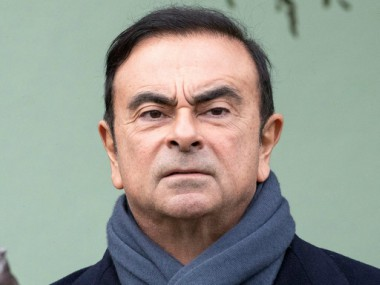 A file photo of Carlos Ghosn. Reuters