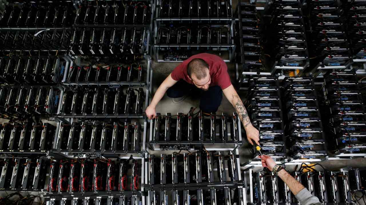 Bitcoin mining uses as much energy as the entire country of Denmark: Study- Technology News, Firstpost