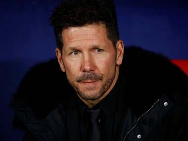 Champions League: Atletico Madrid manager Diego Simeone apologises for controversial celebration against Juventus