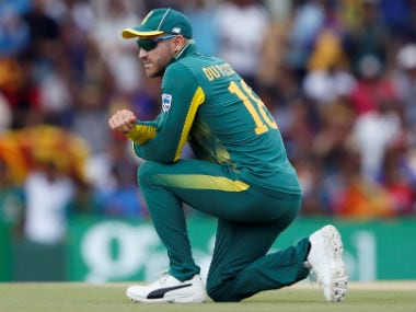 File image of South Africa captain Faf du Plessis. Reuters