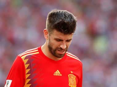 LaLiga: Barcelona centre-back Gerard Pique fined ,000 by Spanish court for driving without a valid licence