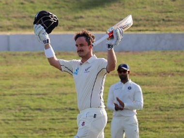 India A vs New Zealand A: Hamish Rutherfords ton helps hosts post strong response after visitors declare on 467/8