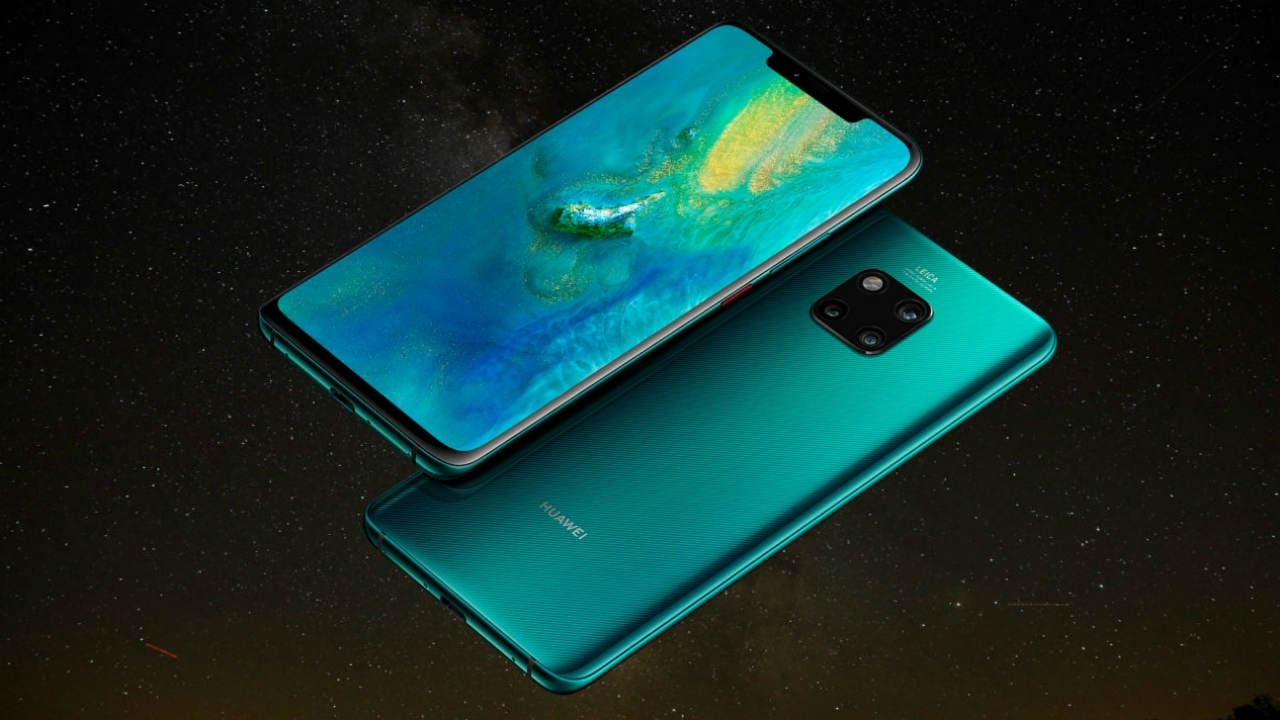 Huawei Mate 20 Pro to launch at 11 am today: Heres where to watch the event live