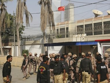 Chinese consulate attacked in Karachi: Incident is a manifestation of Baloch frustration on poor dividends of CPEC