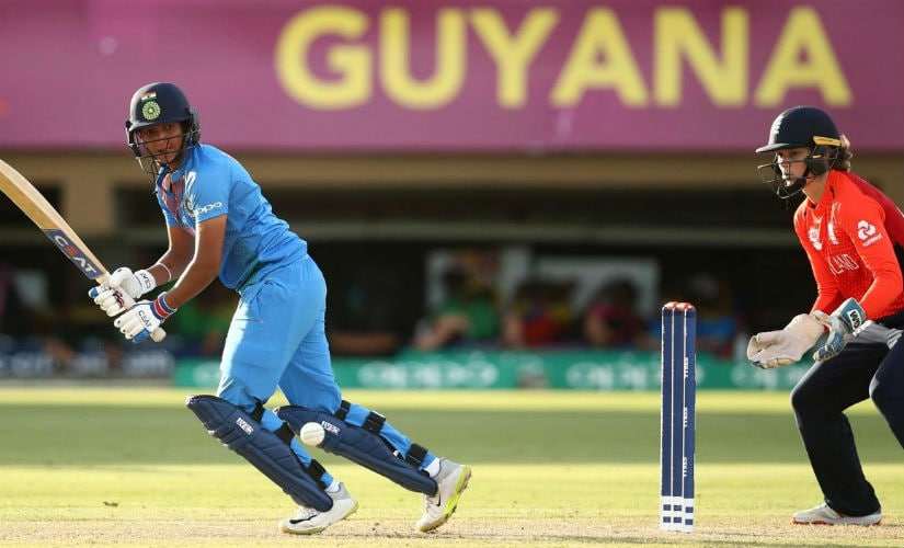 Captain Harmanpreet Kaur is expected to play a key role in shaping India's fortunes in the event. Image credit: Twitter/@BCCIWomen