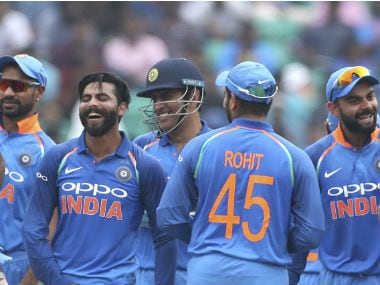 India were ruthless in all departments as they notched up a comfortable nine-wicket win over Windies. AP