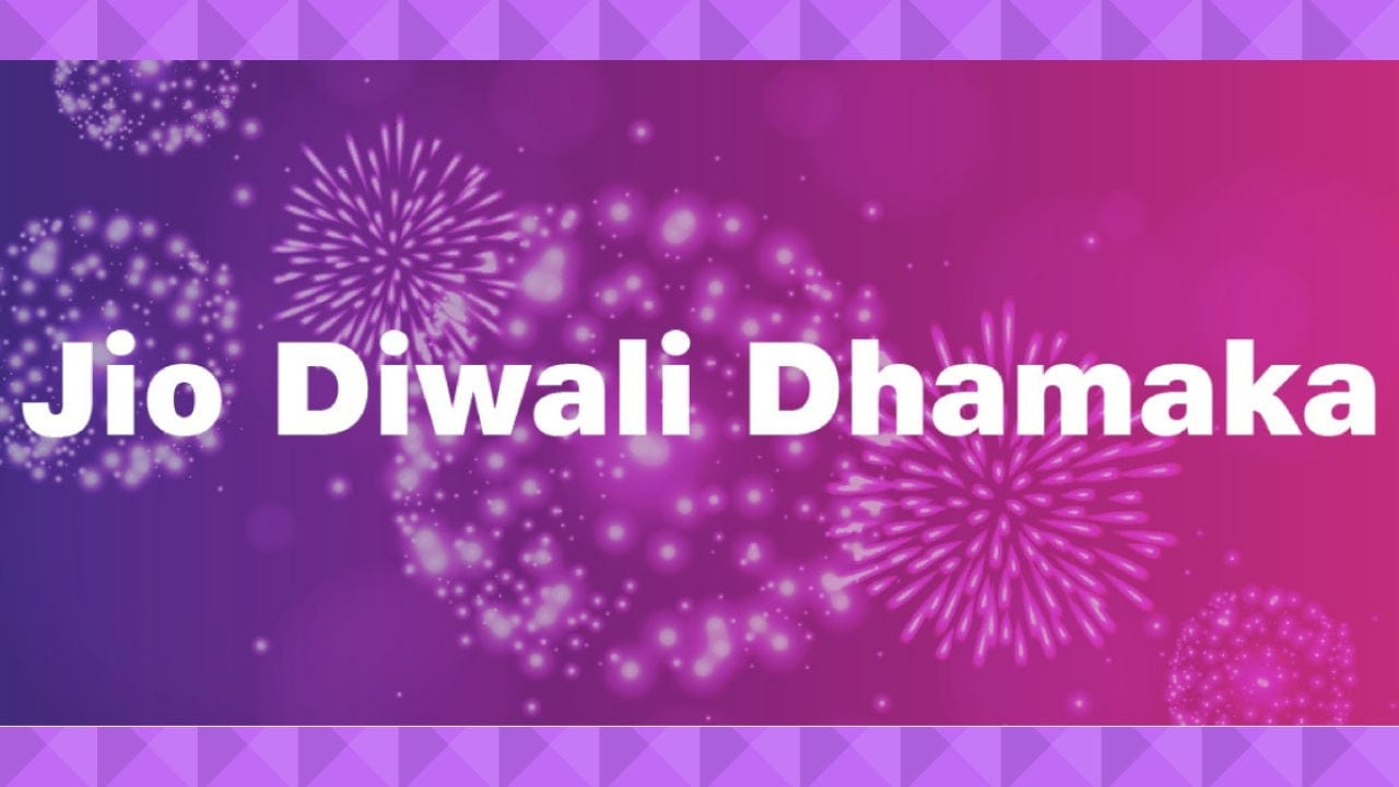 Jio Diwali Dhamaka packs in eight offers comprising recharge and cashback plans