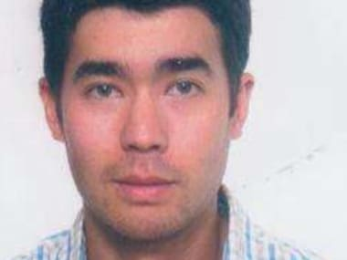 File photo of John Allen Chau. Andaman and Nicobar police