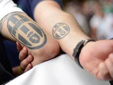 Representational image of Juventus fans. Reuters