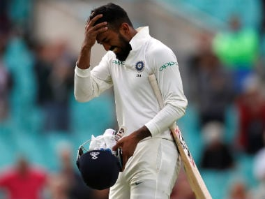 India vs Australia: KL Rahul keeps finding new ways to get dismissed, complains visitors' batting coach Sanjay Bangar