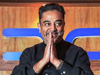 Rajinikanth, Kamal and their divergent politics: Superstar projects allegiance to BJP, Haasan sticks with secular forces