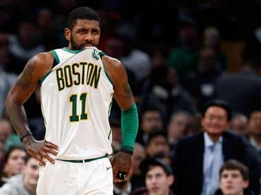 File image of Kyrie Irving. Reuters