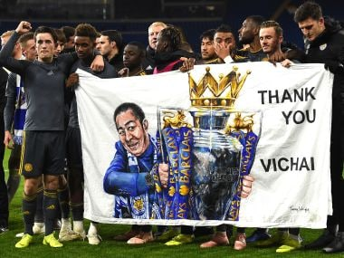 Premier League: Leicester pay emotional tribute to Vichai Srivaddhanaprabha in Cardiff win; Manchester United beat Bournemouth