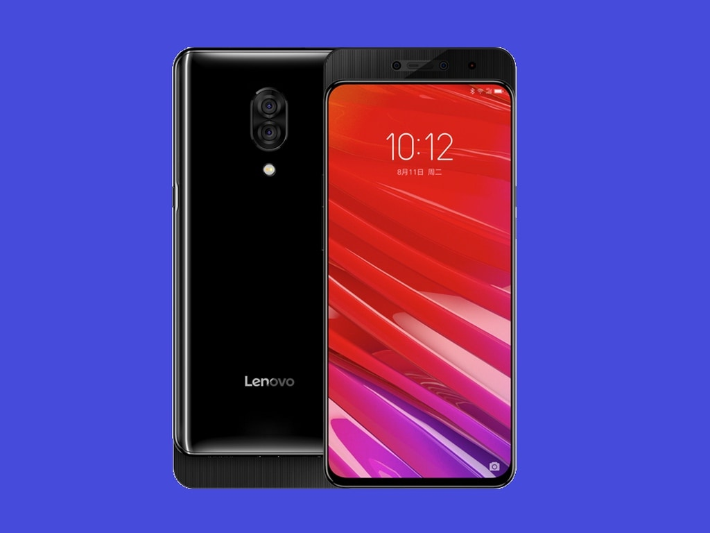 Lenovo Z5 Pro launched in China with an edge-to-edge display and a camera slider