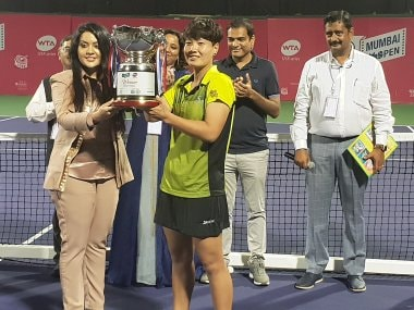 L&T Mumbai Open: Luksika Kumkhum clinches first WTA title with comeback win over Irina Khromacheva in final