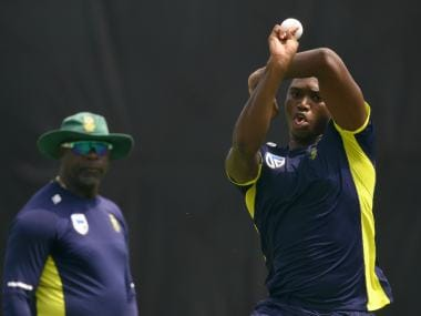 File image of Lungi Ngidi. AFP