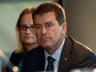 Former Aussie captain Mark Taylor brushes aside talk of running for Cricket Australia chairmanship after David Peever's exit