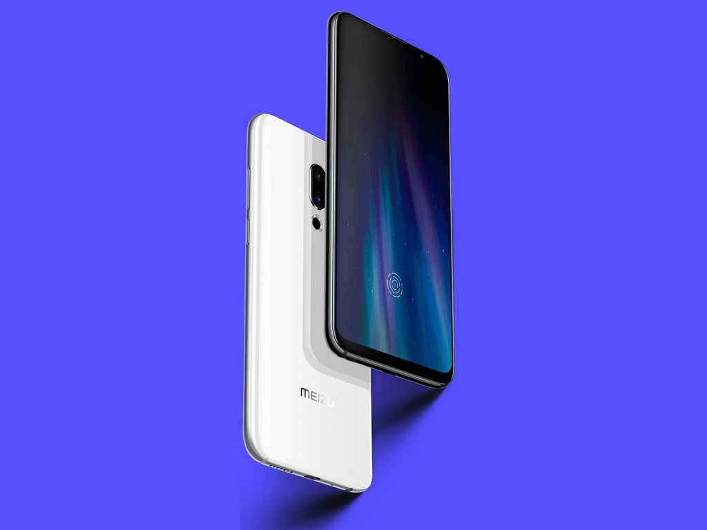 The Meizu 16th was launched in China back in August. Image: Meizu