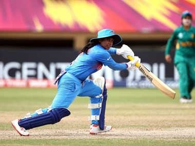 File image of Indian ODI captain Mithali Raj. Twitter/@ICC