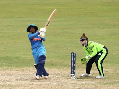 Women's World T20 2018: Mithali Raj, spinners star in 52-run victory over Ireland as India seal semi-final spot