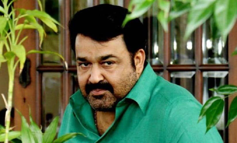 Mohanlal. Image from Twitter