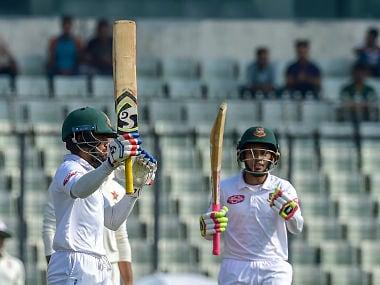 Bangladesh vs Zimbabwe: Mominul Haque, Mushfiqur Rahim tons lead Tigers' recovery on Day 1