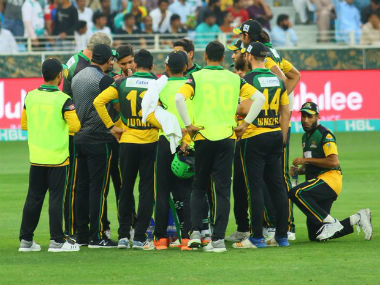 Multan Sultans had earlier made their debut in the third edition of the Pakistan Super League. Image credit: Twitter/@MultanSultans