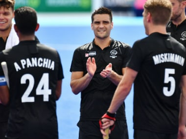 Hockey World Cup 2018: New Zealand head coach Darren Smith banks on experience to make impact in Bhubaneswar