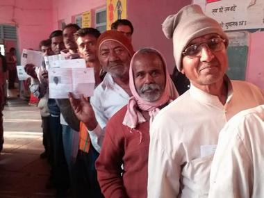 Madhya Pradesh Assembly elections 2018 updates: Voting concludes in Naxal-hit area; over 60% turnout recorded on all 3 seats