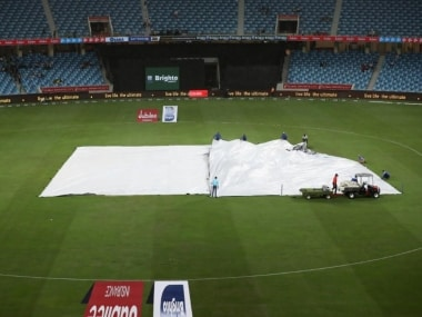 Pakistan vs New Zealand: ODI series ends at 1-1 after incessant rain washes out decider in Dubai